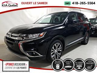 Used 2016 Mitsubishi Outlander ES AWD* TOURING EDITION* TOIT* CAMERA* for sale in Québec, QC