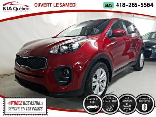 Used 2017 Kia Sportage LX* CAMERA* SIEGES CHAUFFANTS* for sale in Québec, QC