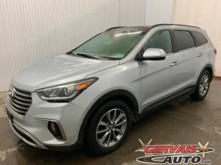 Used 2018 Hyundai Santa Fe XL Luxury AWD GPS Cuir Toit Pano 7 Passagers V6 MAGS for sale in Shawinigan, QC