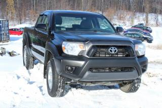 Used 2014 Toyota Tacoma 4 cylindres en ligne, 4 roues motrices, for sale in Shawinigan, QC