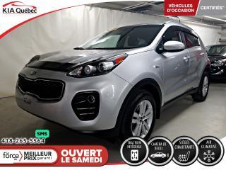 Used 2017 Hyundai Tucson LX* AWD* CAMERA* CECI EST UN KIA SPORTAGE* for sale in Québec, QC