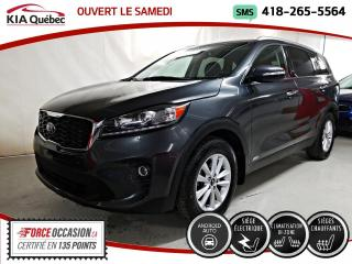 Used 2019 Kia Sorento LX* V6* AWD* 7 PLACES* CARPLAY* for sale in Québec, QC