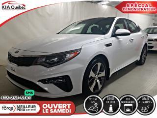 Used 2019 Hyundai Sonata SX* TURBO* CECI EST UN KIA OPTIMA* for sale in Québec, QC
