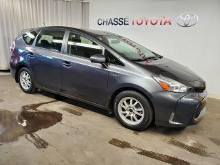Used 2016 Toyota Prius V for sale in Montréal, QC