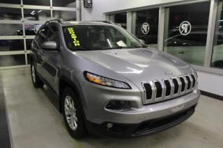Used 2014 Jeep Cherokee North 4WD***SIÈGES CHAUFFANT***MAIN LIBR for sale in Lévis, QC