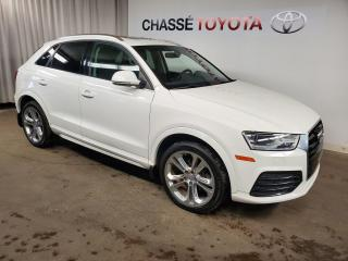 Used 2018 Audi Q3 Progressiv - TOIT Panoramique for sale in Montréal, QC