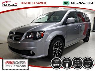 Used 2019 Dodge Grand Caravan GT* CUIR* STOW N GO* SIEGES CHAUFFANTS* for sale in Québec, QC