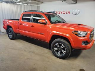 Used 2016 Toyota Tacoma Double Cab TRD - Toit ouvrant for sale in Montréal, QC