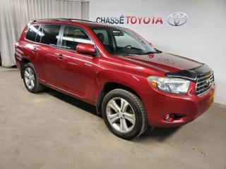 Used 2009 Toyota Highlander V6 Sport - Très Propre for sale in Montréal, QC