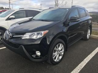 Used 2013 Toyota RAV4 Traction intégrale 4 portes Limited for sale in Val-David, QC