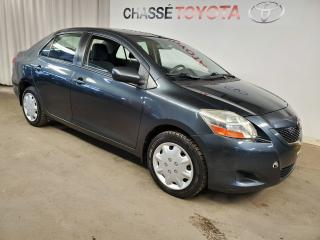 Used 2010 Toyota Yaris Gr. Commodité - Vitres + A/C for sale in Montréal, QC