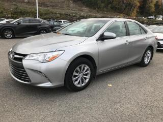 Used 2015 Toyota Camry Berline 4 portes, 4 cyl. en ligne, boîte for sale in Val-David, QC