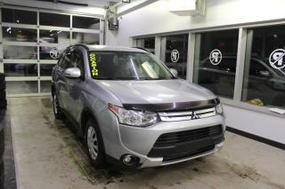 Used 2015 Mitsubishi Outlander SE AWC MAIN LIBRE SIÈGES CHAUFFANT for sale in Lévis, QC