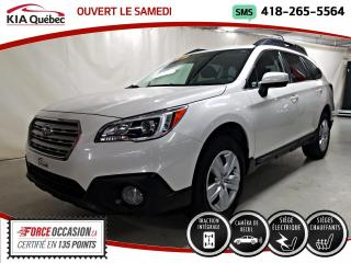 Used 2017 Subaru Outback 2.5I* AWD* CAMERA* SIEGES CHAUFFANTS* for sale in Québec, QC