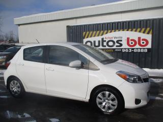 Used 2014 Toyota Yaris LE for sale in Laval, QC