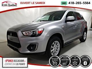 Used 2014 Mitsubishi RVR SE* AT* BLUETOOTH* CECI EST UN 2015* for sale in Québec, QC
