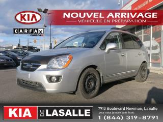 Used 2009 Kia Rondo LX // A/C // Cruise // Bluetooth // Gr. Electrique for sale in Montréal, QC