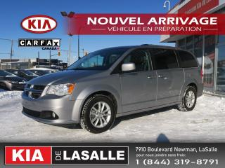 Used 2018 Dodge Grand Caravan Crew // Camera // Bluetooth // Cruise // Mags // for sale in Montréal, QC