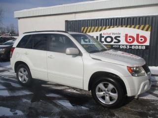 Used 2011 Suzuki Grand Vitara ( 4 CYLINDRES - 4WD 4x4 AWD ) for sale in Laval, QC
