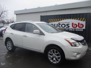 Used 2012 Nissan Rogue AWD 4x4 for sale in Laval, QC