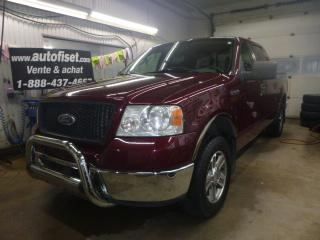 Used 2006 Ford F-150 SuperCrew 139  XLT 2X4 for sale in St-Raymond, QC