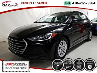 Used 2017 Hyundai Elantra LE* AT* A/C* SIEGES CHAUFFANTS* for sale in Québec, QC