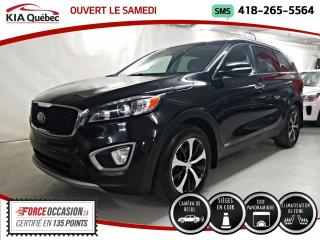 Used 2015 Kia Sorento EX+* V6* AWD* TOIT PANO* CECI EST UN 201 for sale in Québec, QC