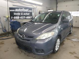 Used 2007 Mazda MAZDA5 4dr Wgn Auto GS for sale in St-Raymond, QC