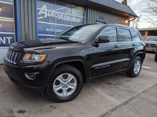 Used 2014 Jeep Grand Cherokee Laredo for sale in Boisbriand, QC