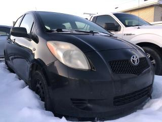 Used 2007 Toyota Yaris Hayon 5 portes, boîte manuelle, LE for sale in Drummondville, QC