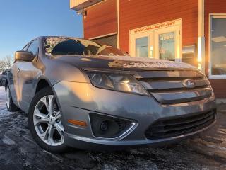 Used 2011 Ford Fusion Berline 4 portes, 4 cyl. en ligne, SE, t for sale in Drummondville, QC
