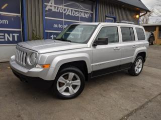 Used 2011 Jeep Patriot North + 4x4 + bancs chauffants for sale in Boisbriand, QC