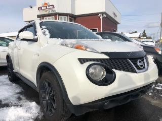 Used 2013 Nissan Juke Familiale 5 porte boîte manuelle tractio for sale in Drummondville, QC