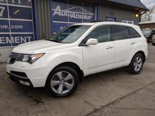 Used 2012 Acura MDX Caméra + toit + awd for sale in Boisbriand, QC