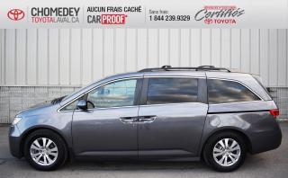 Used 2014 Honda Odyssey EX, PORTES ÉLECTRIQUE, CAMÉRA DE RECUL for sale in Laval, QC