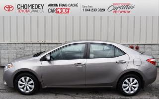 Used 2016 Toyota Corolla LE, AUTOMATIQUE, GR. ÉLECTRIQUE for sale in Laval, QC