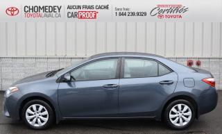 Used 2016 Toyota Corolla LE, AUTOMATIQUE, GR ÉLECTRIQUE for sale in Laval, QC