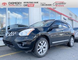 Used 2013 Nissan Rogue SV, AWD, TOIT OUVRANT, GPS ** PRIX ENCAN ** for sale in Laval, QC