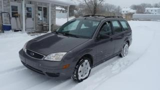 Used 2007 Ford Focus Familiale 4 portes SE *Disponibilité lim for sale in Charny, QC