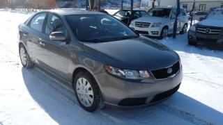 Used 2010 Kia Forte Berline EX 4 portes automatique avec toi for sale in Charny, QC