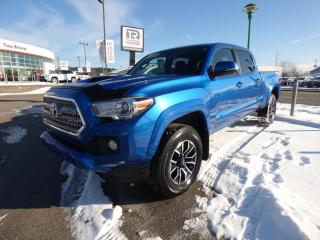 Used 2017 Toyota Tacoma TRD Sport Double Cab V6 4RM BA for sale in Trois-Rivières, QC