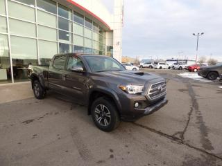 Used 2016 Toyota Tacoma SR5 Double Cab V6 4RM BA for sale in Trois-Rivières, QC