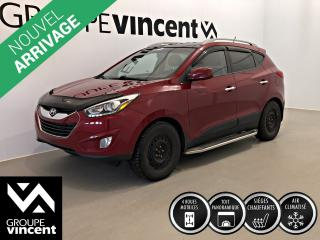 Used 2015 Hyundai Tucson GLS AWD ** GARANTIE 10 ANS ** Bas kilométrage! for sale in Shawinigan, QC
