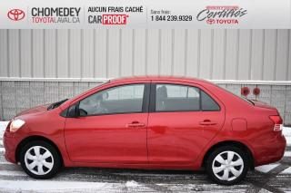 Used 2007 Toyota Yaris CE BERLINE, AUTOMATIQUE for sale in Laval, QC