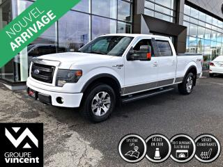 Used 2013 Ford F-150 FX4 CUIR NAV ** GARANTIE 10 ANS ** Version luxueuse! for sale in Shawinigan, QC