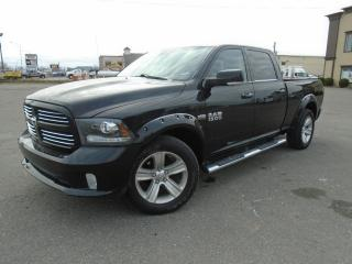 Used 2014 RAM 1500 Cabine multiplaces 4RM, 149 po Sport for sale in Mirabel, QC