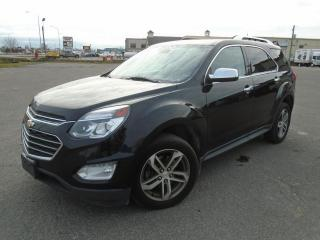 Used 2016 Chevrolet Equinox Modèle LTZ 4 portes à traction intégrale for sale in Mirabel, QC