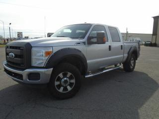 Used 2011 Ford F-250 4 RM, Cabine multiplaces 156 po, XLT for sale in Mirabel, QC