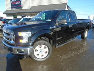 Used 2016 Ford F-150 Cabine Super 4RM 163 po XLT for sale in Mirabel, QC