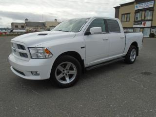 Used 2012 RAM 1500 Cabine muliplaces 4RM, 140,5 po Sport for sale in Mirabel, QC